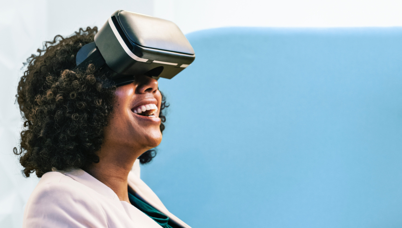 New VR Product Allows You to Avoid Seeing Your Coworkers