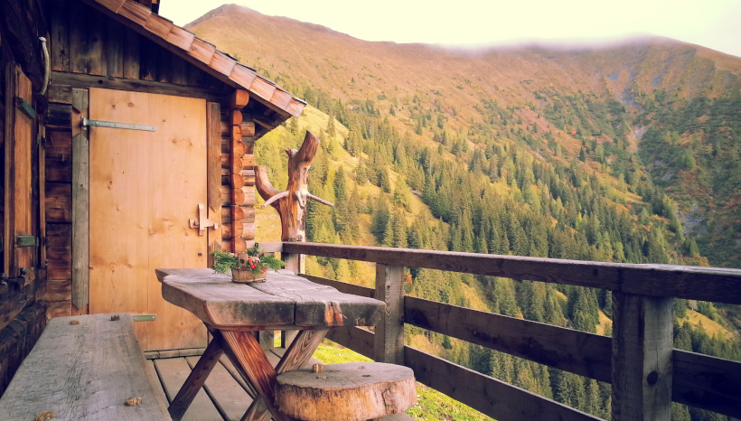 Study Finds Most Productive Place for Meetings Is in a Cabin, in the Wilderness, by Yourself